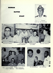 Page 11, 1967 Edition, Davidson (DE 1045) - Naval Cruise Book online yearbook collection