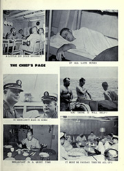 Page 13, 1967 Edition, Davidson (DE 1045) - Naval Cruise Book online yearbook collection