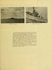 Page 15, 1970 Edition, Davidson (DE 1045) - Naval Cruise Book online yearbook collection