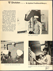 Page 15, 1968 Edition, Decatur (DD 936) - Naval Cruise Book online yearbook collection