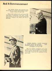 Page 5, 1968 Edition, Decatur (DD 936) - Naval Cruise Book online yearbook collection