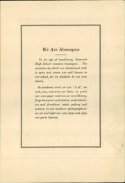 Page 7, 1928 Edition, Somerset High School - Homespun Yearbook (Somerset, KY) online yearbook collection