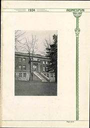 Page 15, 1934 Edition, Somerset High School - Homespun Yearbook (Somerset, KY) online yearbook collection