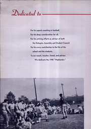 Page 10, 1945 Edition, Highlands High School - Highlander Yearbook (Fort Thomas, KY) online yearbook collection