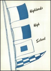 Page 10, 1952 Edition, Highlands High School - Highlander Yearbook (Fort Thomas, KY) online yearbook collection