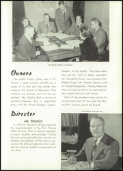 Page 13, 1952 Edition, Highlands High School - Highlander Yearbook (Fort Thomas, KY) online yearbook collection