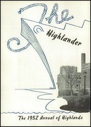 Page 6, 1952 Edition, Highlands High School - Highlander Yearbook (Fort Thomas, KY) online yearbook collection