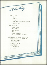 Page 9, 1952 Edition, Highlands High School - Highlander Yearbook (Fort Thomas, KY) online yearbook collection