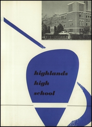Page 7, 1953 Edition, Highlands High School - Highlander Yearbook (Fort Thomas, KY) online yearbook collection