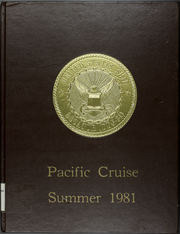 1981 Edition, Decatur (DDG 31) - Naval Cruise Book