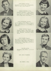 Page 12, 1953 Edition, Reidland High School - Greyhound Yearbook (Paducah, KY) online yearbook collection