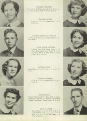 Page 13, 1953 Edition, Reidland High School - Greyhound Yearbook (Paducah, KY) online yearbook collection