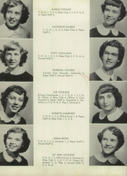 Page 14, 1953 Edition, Reidland High School - Greyhound Yearbook (Paducah, KY) online yearbook collection