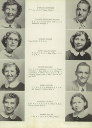 Page 15, 1953 Edition, Reidland High School - Greyhound Yearbook (Paducah, KY) online yearbook collection