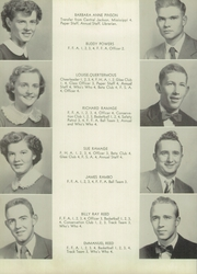Page 16, 1953 Edition, Reidland High School - Greyhound Yearbook (Paducah, KY) online yearbook collection