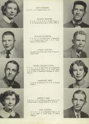 Page 17, 1953 Edition, Reidland High School - Greyhound Yearbook (Paducah, KY) online yearbook collection