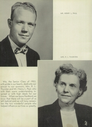 Page 6, 1953 Edition, Reidland High School - Greyhound Yearbook (Paducah, KY) online yearbook collection