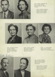 Page 8, 1953 Edition, Reidland High School - Greyhound Yearbook (Paducah, KY) online yearbook collection