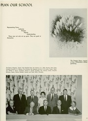 Page 15, 1960 Edition, Sul Ross State Teachers College - Brand Yearbook (Alpine, TX) online yearbook collection