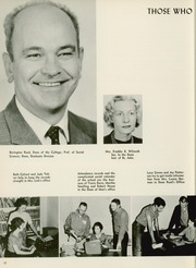 Page 16, 1960 Edition, Sul Ross State Teachers College - Brand Yearbook (Alpine, TX) online yearbook collection