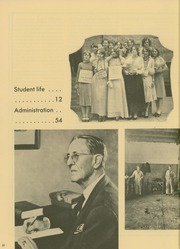 Page 14, 1975 Edition, Sul Ross State Teachers College - Brand Yearbook (Alpine, TX) online yearbook collection