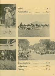 Page 15, 1975 Edition, Sul Ross State Teachers College - Brand Yearbook (Alpine, TX) online yearbook collection