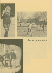 Page 17, 1975 Edition, Sul Ross State Teachers College - Brand Yearbook (Alpine, TX) online yearbook collection