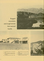 Page 6, 1975 Edition, Sul Ross State Teachers College - Brand Yearbook (Alpine, TX) online yearbook collection