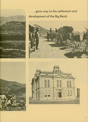 Page 7, 1975 Edition, Sul Ross State Teachers College - Brand Yearbook (Alpine, TX) online yearbook collection