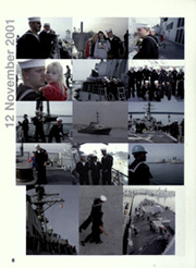 Page 12, 2002 Edition, Decatur (DDG 73) - Naval Cruise Book online yearbook collection