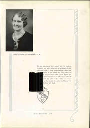 Page 13, 1934 Edition, Danville High School - Log Yearbook (Danville, KY) online yearbook collection