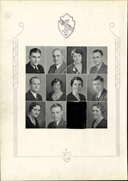 Page 14, 1934 Edition, Danville High School - Log Yearbook (Danville, KY) online yearbook collection