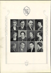 Page 16, 1934 Edition, Danville High School - Log Yearbook (Danville, KY) online yearbook collection