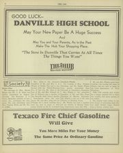 Page 12, 1935 Edition, Danville High School - Log Yearbook (Danville, KY) online yearbook collection