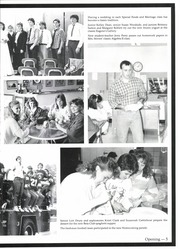 Page 9, 1987 Edition, Anderson County High School - Beartracks Yearbook online yearbook collection