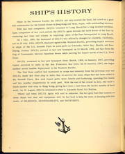 Page 10, 1967 Edition, Delta (AR 9) - Naval Cruise Book online yearbook collection