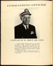 Page 12, 1967 Edition, Delta (AR 9) - Naval Cruise Book online yearbook collection