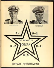 Page 15, 1967 Edition, Delta (AR 9) - Naval Cruise Book online yearbook collection