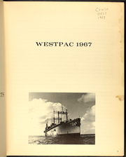 Page 7, 1967 Edition, Delta (AR 9) - Naval Cruise Book online yearbook collection