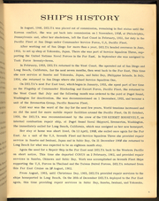 Page 9, 1967 Edition, Delta (AR 9) - Naval Cruise Book online yearbook collection