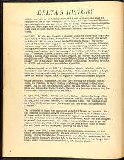 Page 12, 1969 Edition, Delta (AR 9) - Naval Cruise Book online yearbook collection