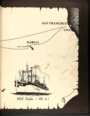 Page 3, 1969 Edition, Delta (AR 9) - Naval Cruise Book online yearbook collection