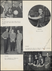 Page 13, 1957 Edition, Glasgow High School - Scottie Yearbook (Glasgow, KY) online yearbook collection