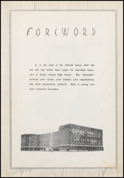 Page 7, 1949 Edition, Taylor County High School - Cardinal Yearbook (Campbellsville, KY) online yearbook collection