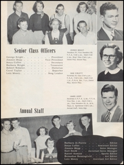 Page 10, 1952 Edition, Taylor County High School - Cardinal Yearbook (Campbellsville, KY) online yearbook collection