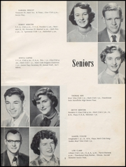 Page 11, 1952 Edition, Taylor County High School - Cardinal Yearbook (Campbellsville, KY) online yearbook collection