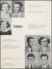 Page 12, 1952 Edition, Taylor County High School - Cardinal Yearbook (Campbellsville, KY) online yearbook collection