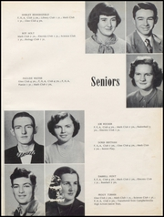 Page 13, 1952 Edition, Taylor County High School - Cardinal Yearbook (Campbellsville, KY) online yearbook collection