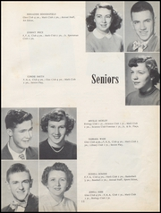 Page 15, 1952 Edition, Taylor County High School - Cardinal Yearbook (Campbellsville, KY) online yearbook collection