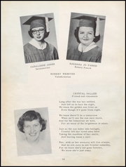Page 16, 1952 Edition, Taylor County High School - Cardinal Yearbook (Campbellsville, KY) online yearbook collection